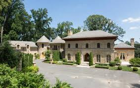 riverfront limestone estate inspired by spanish aragon