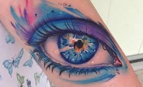 mind blowing eyeball tattoos that you need to see