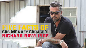 richard rawlings long hair five facts of gas monkey garage richard rawlings youtube