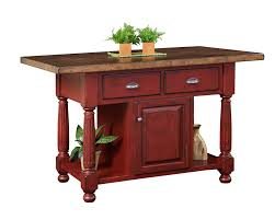 amish made kitchen islands amish kitchen islands in pa and nj homesquare furniture