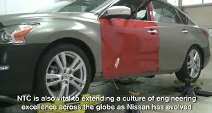 nissan altima 2013 japan all new 2013 nissan altima unintentionally revealed in official video