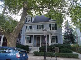 Massachusetts travel home images Visiting john f kennedy 39 s childhood home in brookline jpg