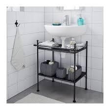ronnskar under sink shelf rönnskär rak meja wastafel hitam sink shelf shelves and sinks