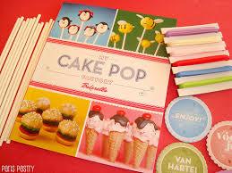paris pastry cake pops