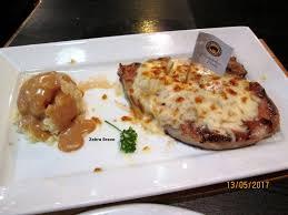 cuisine en g หม ค โรบ ตะท โบนอบช ส ร าน santa fe steak ซ คอนสแควร ศร นคร นทร