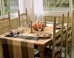 jenny steffens hobick fall table setting fall entertaining