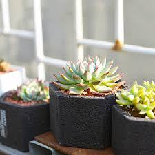 Concrete Succulent Planter 25 Ideias De Artesanatos Criativos Com Cimento Wholesale