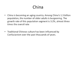 attitudes towards aging in different cultures