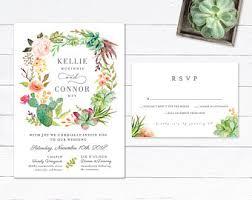 succulent wedding invitations succulent wedding invitations rustic burlap wedding