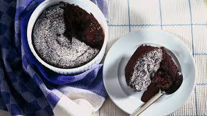 mary berry magic chocolate pudding sweet recipes pinterest