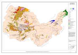 kabul map afghanistan provinces land cover maps