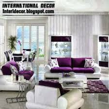 living room purple purple living room ideas with blue sofa set