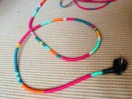 awesome idea wearable crafts pinterest electrical cord