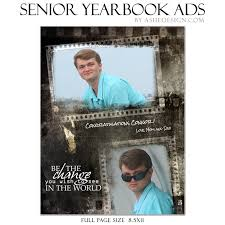 senior yearbook ad templates senior yearbook ads for photoshop 2018 ashedesign