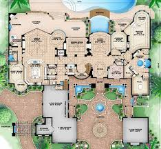 house plans with pool florida style house plans plan 55 116