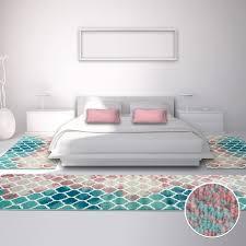 Wohnzimmer Modern Vintage Bettumrandung Teppich Modern Wohnzimmer Impression Vintage Pastell