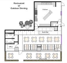 resto bar floor plan restaurant layouts restaurant design software restaurant