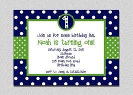 polka dots invitations 1st birthday polka dot invitation green and blue birthday