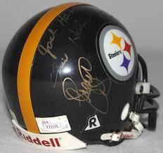 The Steel Curtain Defense Online Sports Memorabilia Auction Pristine Auction