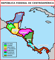 Map De Central America by Federal Republic Of Central America By Matritum On Deviantart