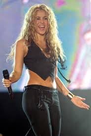 Barefoot Writer Wikipedia by 50 Things You Probably Didn U0027t Know About Shakira People Boomsbeat