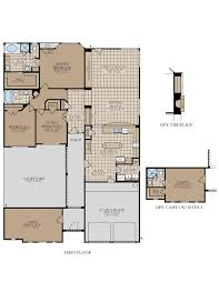 willow home plan by bentsen palm by esperanza home in retama