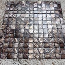6 pack pearl mosaic tile backsplash tile 20mm chips 5 8 sq ft
