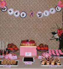 choco theme baby shower table decor for wonderful ideas