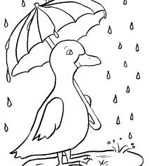 Rainy Day Coloring Page Rainy Day Coloring Pages Omnitutor Co Rainy Day Coloring Pages