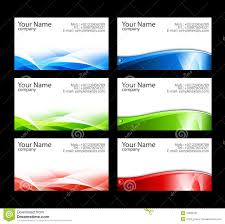 card free templates free business template