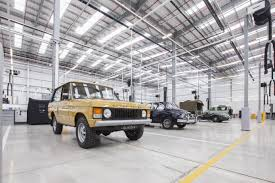 old land rover models jlr now offers expert maintenance for models as old as the xk120