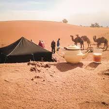 camel tents marrakech desert experience camel trekking berber tent in