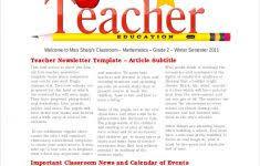 free online newsletter templates pdf creativestudio me