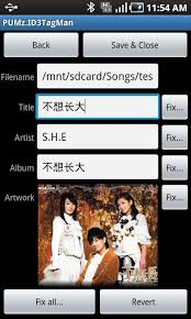 mp3 album editor apk id3tagman mp3 tag editor 1 0 13 apk android