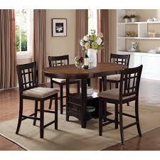 Kitchen  Adorable Design Bridwell Counter Height Dining Table - Adjustable height kitchen table