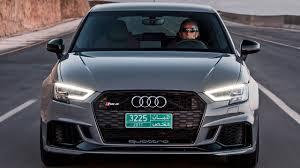 audi rs 3 audi rs3 2017 sportback or sedan youcar
