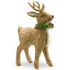Reindeer Decoration Buy Reindeer Decorations From Bed Bath U0026 Beyond