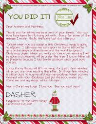 elf letter template elf on the shelf goodbye letter letters u2013 free sample letters