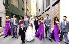 do the colors purple gray match well in clothes fashion what color suit goes with a purple dress quora