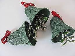 bell ornaments ebay