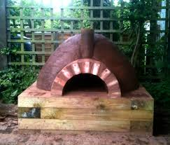 a perfect brick arch the clay oven