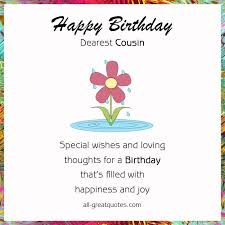 happy birthday cards for cousin lilbibby com
