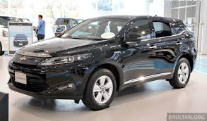 harrier vs lexus pantip image gallery toyota harrier