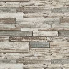 wood pannel erismann authentic wood panel wallpaper 7319 10 grey brown i
