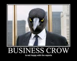 Crow Meme - we need to go deeper by bakoahmed meme center