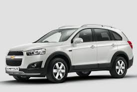 india launches my 2015 chevrolet captiva suv