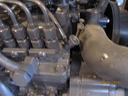 changed kubota m6800 water separator now won u0027t start