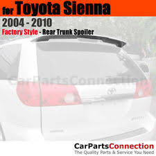 rear spoilers u0026 wings for toyota sienna ebay