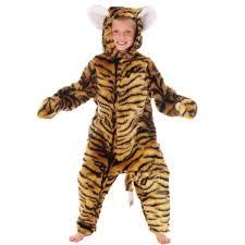 Tigress Halloween Costume Tiger Costume Kids 3 4 Amazon Uk Toys U0026 Games