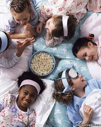 Halloween Slumber Party Ideas by Host A Slumber Party That U0027s Anything But A Snooze Martha Stewart